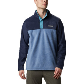 Columbia Steens Mountain Sweat À Boutons Pression Homme, bluestone/collegiate navy/canyon blue